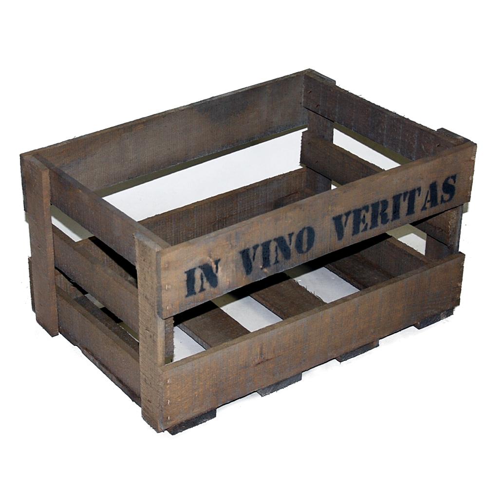 Vintage deutsche Weinkisten